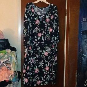 Roz&Ali floral dress